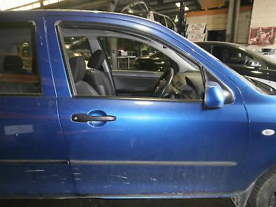 Mazda 2 Right Front Door Window Dy Series, 12/02-08/07 02 03 04 05 06 07