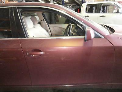 Bmw 5 Series Right Front Door Window E60, 10/03-04/10 03 04 05 06 07 08 09 10