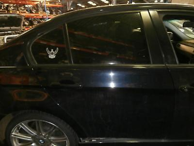 Bmw 3 Series Right Rear Door Window E90, Sedan, 03/05-12/11 05 06 07 08 09 10 11