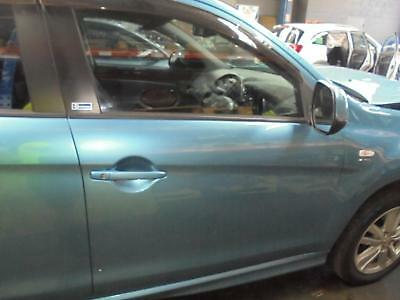Mitsubishi Asx Right Front Door Window Xa-Xc, 07/10- 10 11 12 13 14 15 16 17