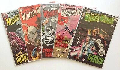 Wonder Woman Silver Age Key Issues_Group 2 of 3 we are selling