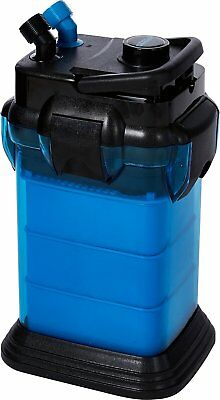 Penn Plax Cascade 1000 Canister Aquarium Filter, for up to 100 gallons, CCF3UL