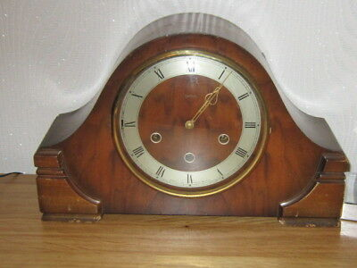 Large SMITH's Wetherby Chime Mantel Clock