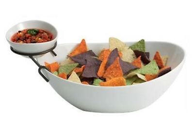 HomeArt - Chip and dip serving set