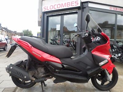 Gilera Nexus 300 2011 Maxi Scooter