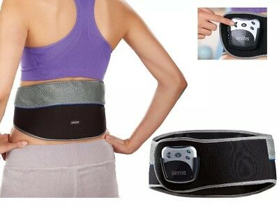 Top Quality German Made, BACK BELT WITH TENS DEVICE,COMBATS BACK PAIN