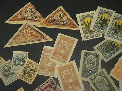Estonia/ Latvia/ Lithuania_Excellent Classic Collection With Better_High Cv...