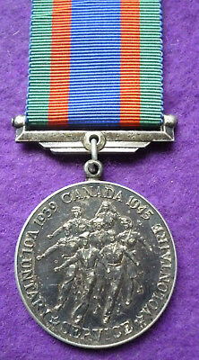An Original Canadian Volunteer Service Medal
