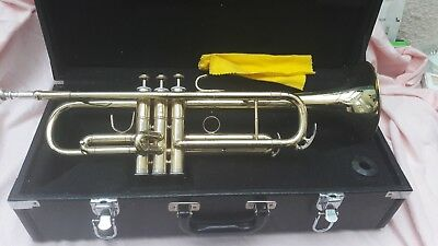 Trumpet Brass Vintage in hard case