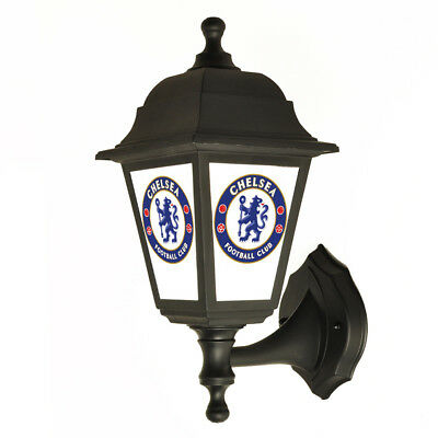 Chelsea F.C. Backlit Sign Outside Wall Light, Lantern, Lamp, Sign