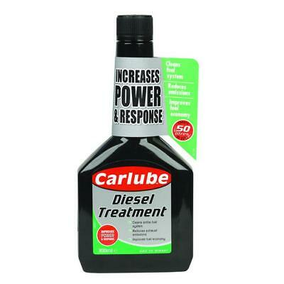 Carlube Diesel Treatment / Additive - Fuel System Cleaner - 300ml