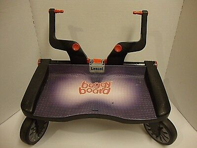 Lascal Buggyboard Maxi Ride-On Stroller Board Multi-Color
