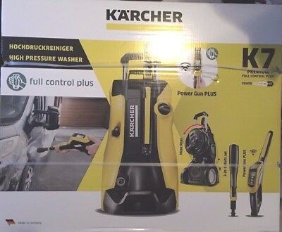 Karcher K7 Premium Full Control Plus High Pressure Washer BRAND NEW ITEM