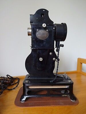 Pathescope vintage 9.5mm projector - Pathe Baby model c1922 - collector's item
