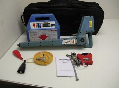 McLaughlin Verifier G2 MPL-H10S Utility Cable  Pipe Underground Wire Locator