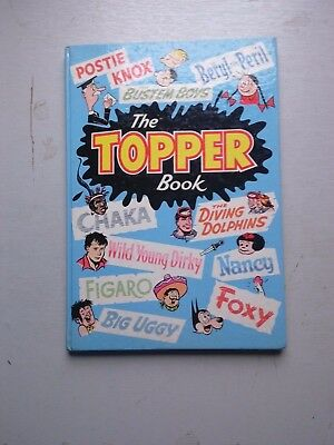 The Topper Book  1962
