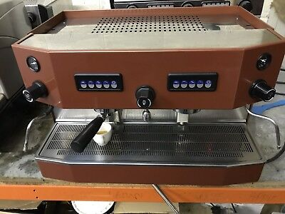 Espresso Machine Iberital 2group Junior