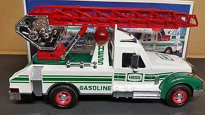 Hess Toy Truck, 1994 Rescue Truck  Amerada Hess Corp