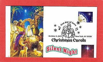 New! Silent Night - Christmas Carols - All Is Calm, All Is Bright