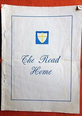 WW2 - THE ROAD HOME - GUIDE BOOKLET - 8th ARMY OVERLAND LEAVE ROUTE