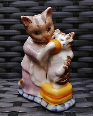 Beswick Beatrix Potter TABITHA & MISS MOPPET VERY RARE SIGNATURE EDITION BP4