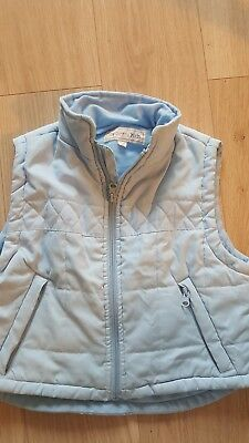Tayberry gilet body warmer age 5 to 6 years