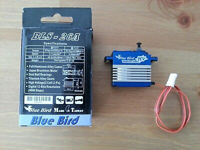 BLUE BIRD BLS-26A brushless 26kg