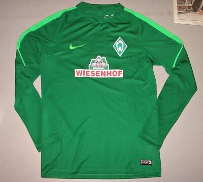 Nike WERDER BREMEN Trainings- Spielertrikot 2016/17 #6 Delaney  Shirt - Trikot