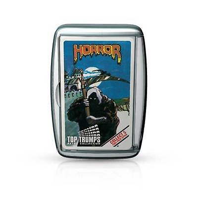 Top Trumps Retro Collection - Horror 2 (Devil Priest on Pack)