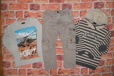 6 7 Years All Next Trousers Jumpers Boys Trendy Winter  Clothes Bundle