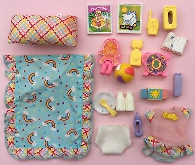 Barbie Baby  Accessories Bundle Mattel