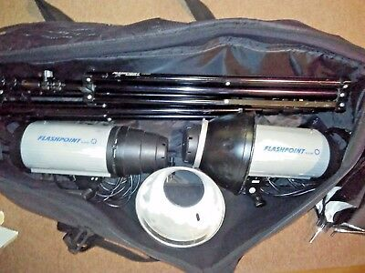 Stand Alone Flashpoint Strobes (2) 620M tested and work