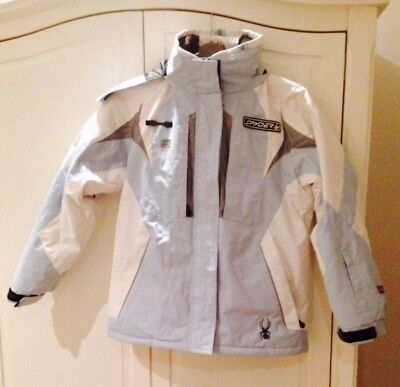 Ladies Spyder Ski Coat - skiing, snowboarding, winter coat, jacket, sports 12-14