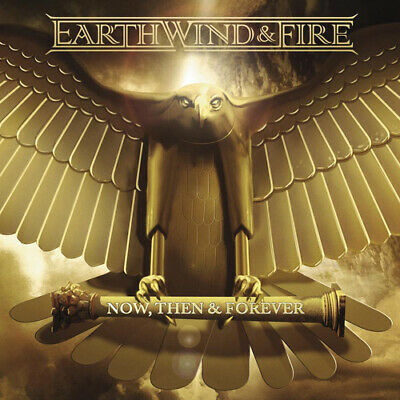 Earth, Wind & Fire : Now, Then and Forever CD (2013)