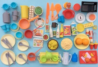 Barbie / My Scene Cooking  Accessories Bundle Mattel