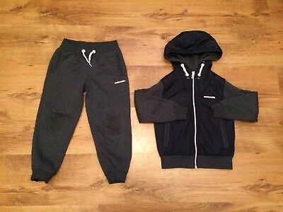 Boys McKenzie Tracksuit Age 4-5 Years