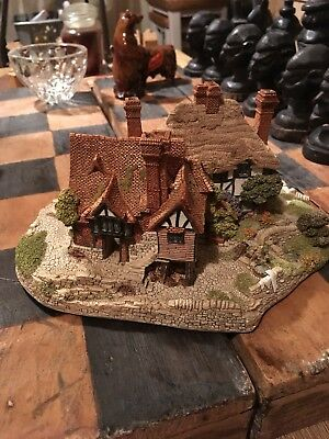 Lilliput Lane Oakwood Smithy