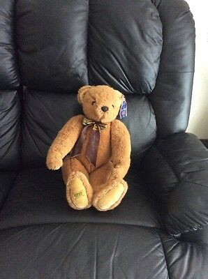 Large Merrythought Fully Jointed Bear Approx 22 Inches