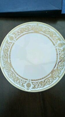 Royal worcester cake plate Hyde Park