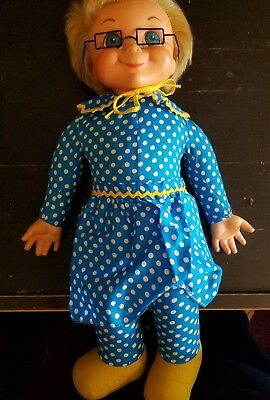 Mrs. Beasley doll 1967 not talking