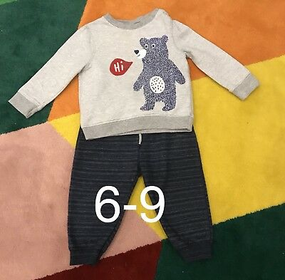 Boys Outfit 6-9