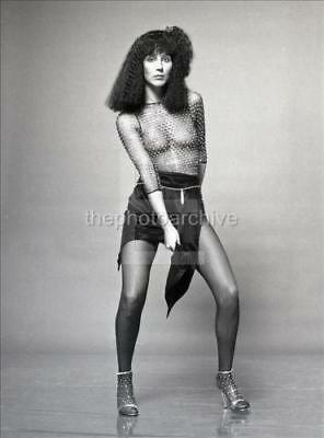 CHER 8x10 to 24x36 Photo Poster Canvas Wall Adhesive by LANGDON HL415