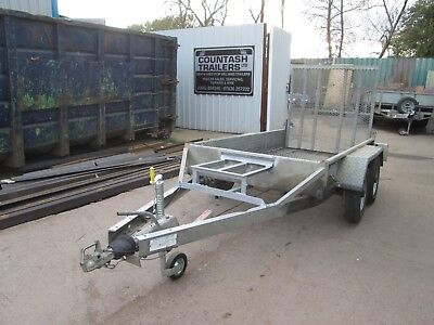 Indespension Ad2000 Mini Digger / Plant Trailer