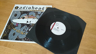 "Radiohead ‎– Pop Is Dead 1993 UK 1st press (A-1/B-1) 12"" (45rpm) single *EX*"