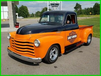 1950 Chevrolet Other Pickups 5 Window 1950 Chevrolet 3100 1/2 ton 5-Window 350 V8 Automatic Power Steering Chevy 50