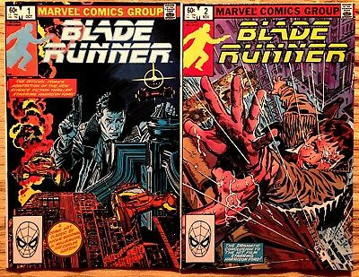 Blade Runner & Willow - 2 Complete Mini Series - Near Mint Condition!