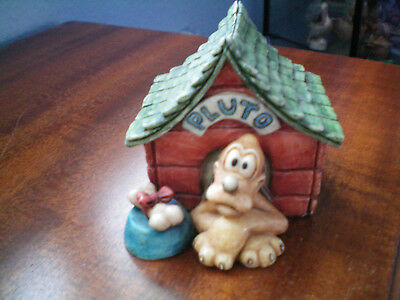 Harmony Kingdom Disney Happy Birthday Pal Pluto RARE PROTOTYPE