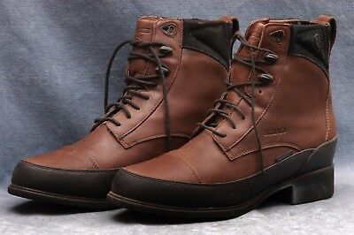 Ariat Bromont Lace Insulated  Chocolate Waterproof Boots