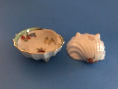 Vintage Noritake Art Deco Sea Shell Mint Dishes