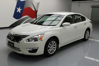 2015 Nissan Altima  2015 NISSAN ALTIMA 2.5 S SEDAN REAR CAM BLUETOOTH 20K #122799 Texas Direct Auto